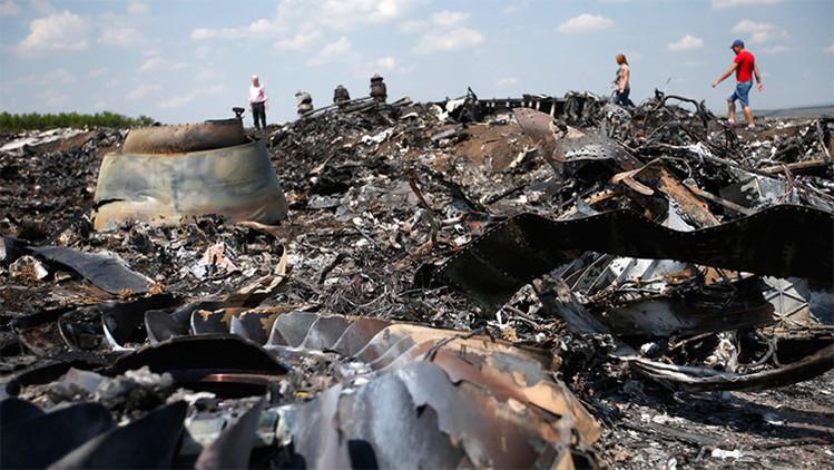 Las cuatro preguntas sin respuesta sobre la investigación neerlandesa del siniestro del MH17