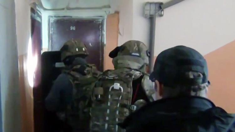 Terroristas preparaban atentados en Moscú para detener bombardeos contra el EI en Siria