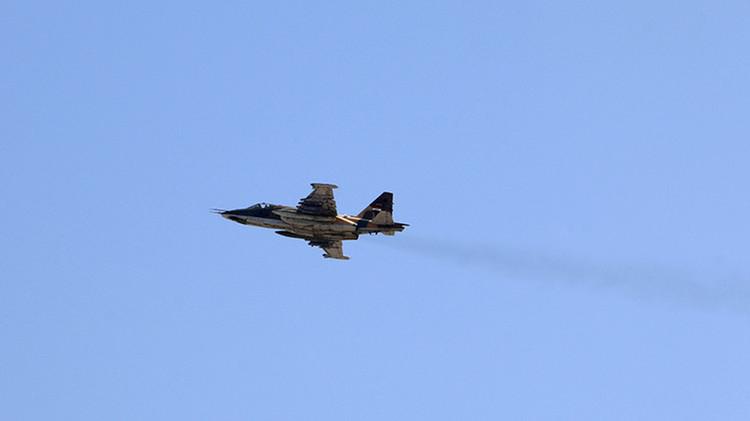 Irak realiza sus primeros ataques aéreos contra el Estado Islámico