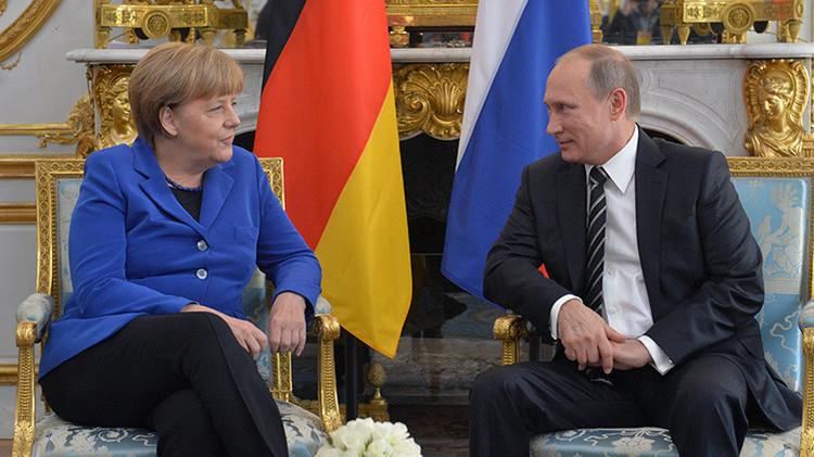 Berlín muestra interés en acercarse a Moscú