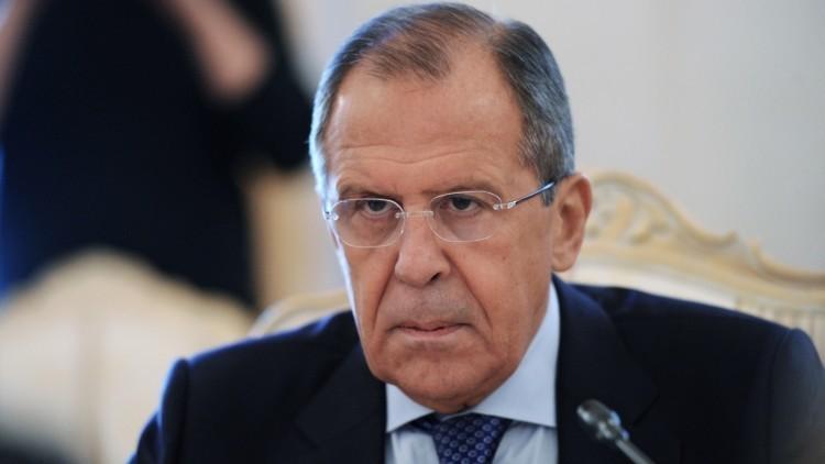 """Lavrov: """"Rusia no entiende qué hace EE.UU. en Siria"""""""