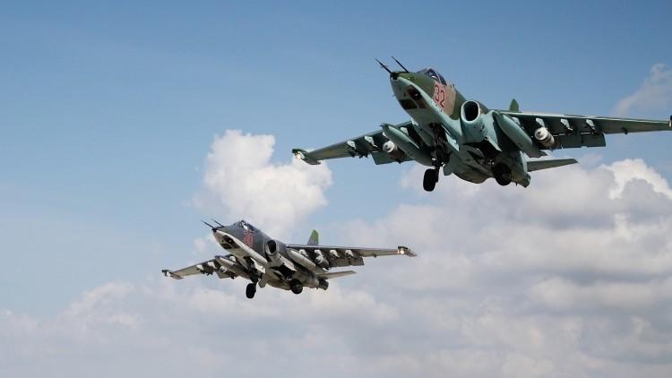Pentágono: Los aviones de EE.UU. y Rusia se aproximan en cielo sirio