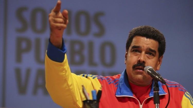 Maduro advierte de la gestación de golpes de Estado en Latinoamérica