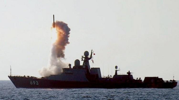 """Experto sobre el sistema Kalibr: """"El poder de la flota rusa causa estupor en el Pentágono"""""""