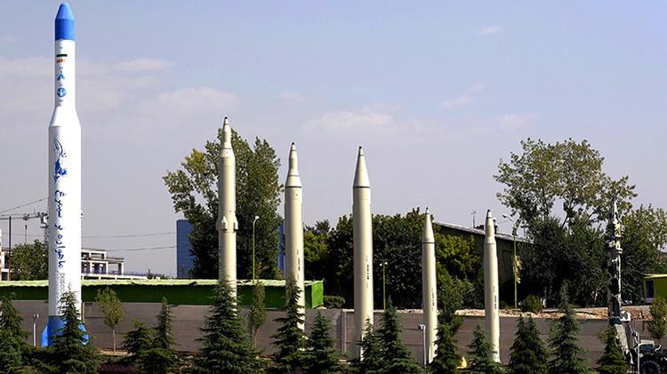 Video y fotos: Irán revela que posee una base de misiles a 500 metros de profundidad
