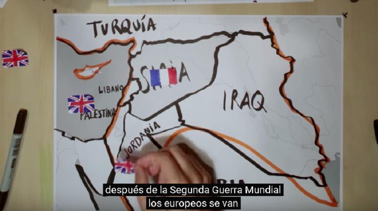 Resultado de imagen para La guerra en Siria explicada en pocos minutos le abrirá su mente [VIDEO VIRAL]