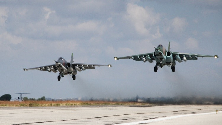 ¿Cuánto cuesta la operación antiterrorista rusa en Siria?