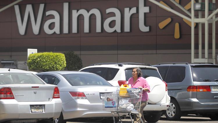 Wal-Mart pierde 20.000 millones de dólares en 20 minutos