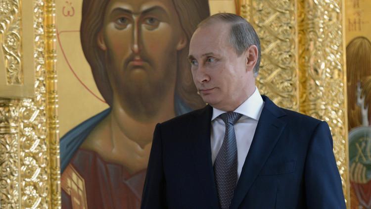 Putin propone una ley que prohíba considerar extremistas las escrituras sagradas