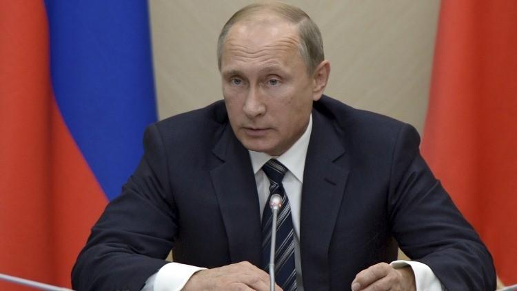 """Putin: """"No entiendo cómo EE.UU. puede criticar a Rusia si se niega a dialogar"""""""