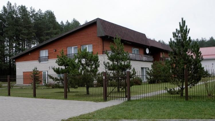 Una prisión secreta de la CIA en Antavilis, Lituania