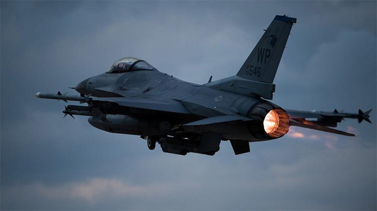 Suecia oculta violaciones de su espacio aéreo por parte de la Fuerza Aérea de EE.UU.