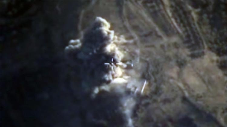 Videos: Así son los ataques precisos de aviones rusos que dan escalofríos al EI
