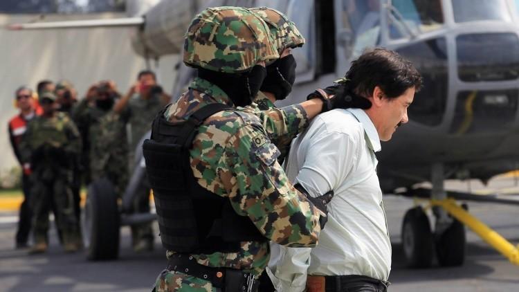 'El Chapo', acorralado en las montañas mexicanas (medios)