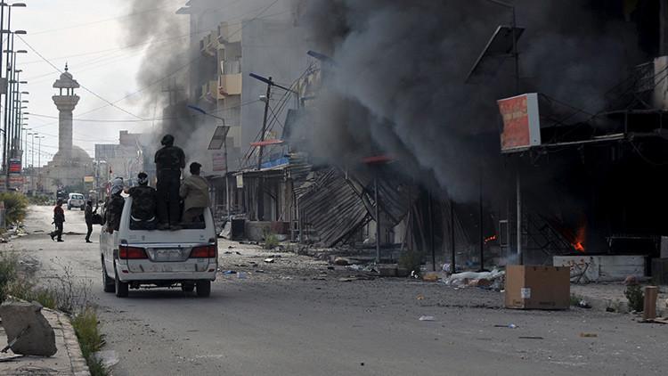 Portal iraquí: Combatientes del Estado Islámico están aterrorizados y desertan