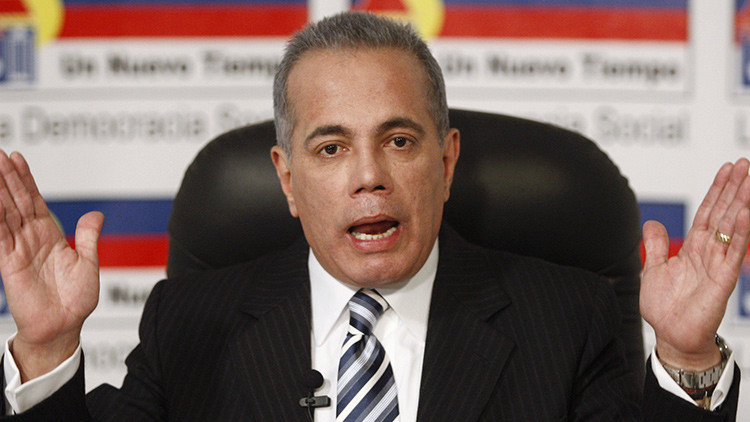 Venezuela: Detienen al exgobernador venezolano Rosales, prófugo durante 6 años