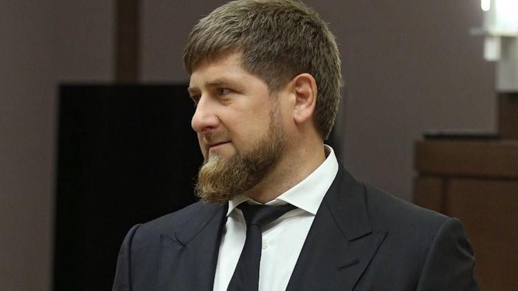 Líder de la república rusa de Chechenia propone aplicar pena de muerte para terroristas