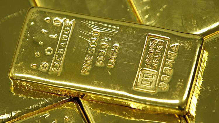 Cambio de curso en el mercado mundial: los inversores se llenan los bolsillos con oro