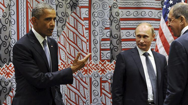 ¿Por qué EE.UU. teme que Putin tenga éxito en Siria?