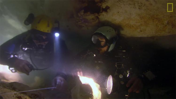 Video: Científicos quedan atrapados bajo una aterradora 'avalancha submarina'