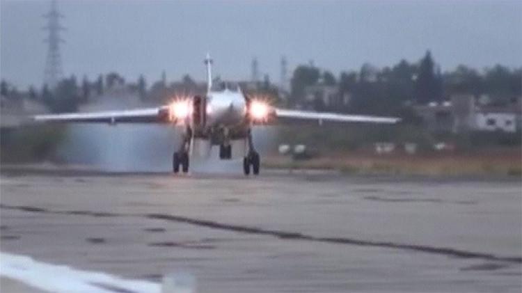 ¿Cuántos ataques ha realizado Rusia desde el inicio de la operación antiterrorista en Siria?