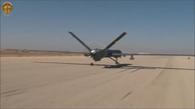 Video: Irak lanza sus nuevos drones 'asesinos' chinos contra el Estado Islámico