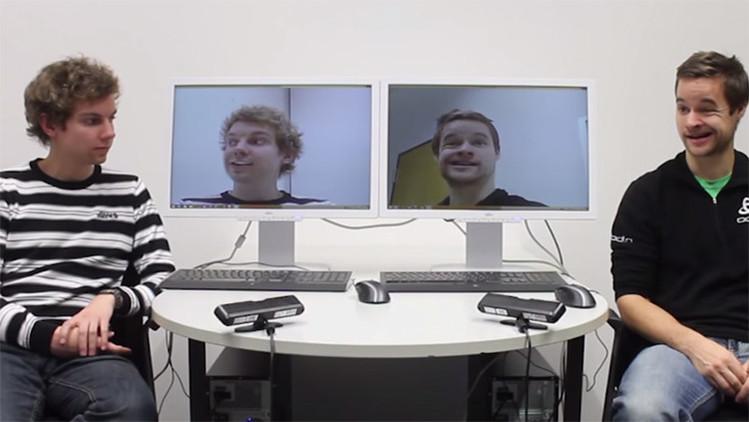 Crean un 'software' que 'roba' los gestos faciales de una persona para ponérselos a otra