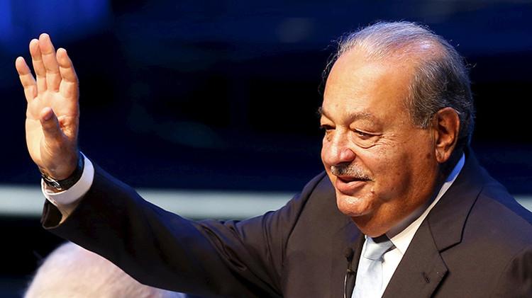 La receta de Carlos Slim contra el desempleo: 3 días laborales semanales hasta los 75 años
