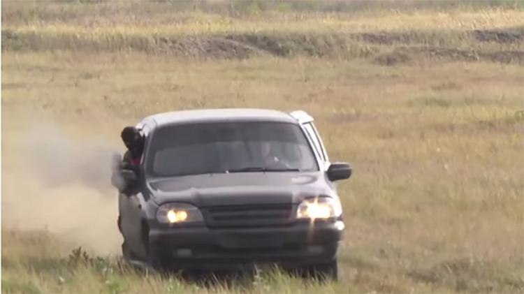 Las fuerzas especiales rusas eliminan a 'terroristas' del Estado Islámico (VIDEO)