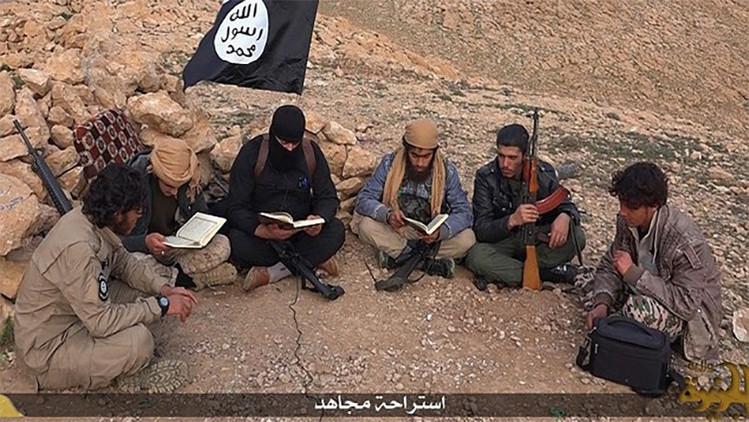 El EI cambia de estrategia en Siria: los yihadistas se esconden en lugares de difícil acceso