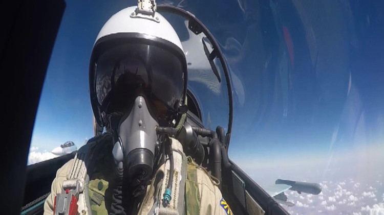 Pilotos rusos identifican en Siria drones y aviones ajenos de forma permanente