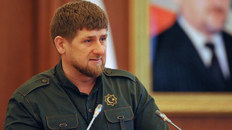"""Líder de Chechenia: """"El Estado Islámico fue creado ante todo contra Rusia"""""""