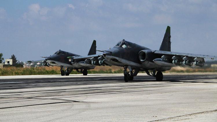 'New York Times': La campaña antiterrorista rusa en Siria impresiona a Occidente