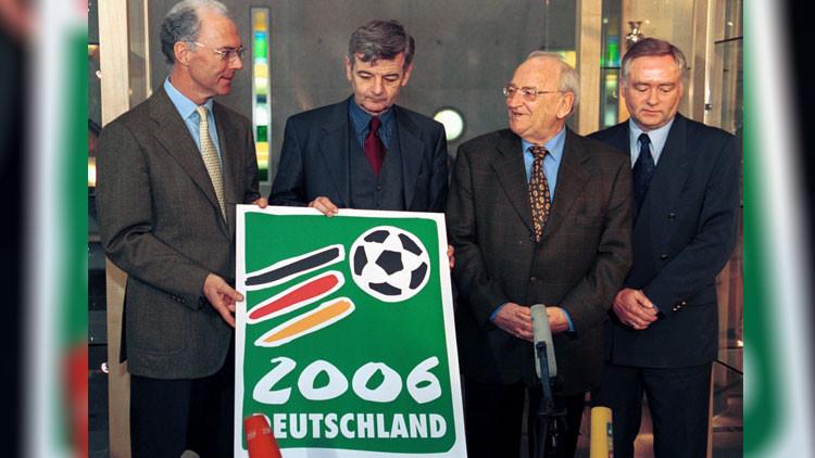 'Der Spiegel': Alemania y Adidas compraron la sede de la Copa del Mundo 2006