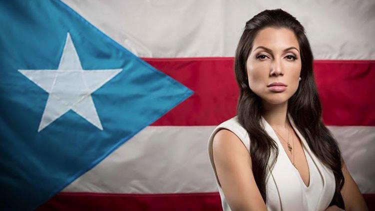 Alexandra Lúgaro, candidata a la Gobernación de Puerto Rico