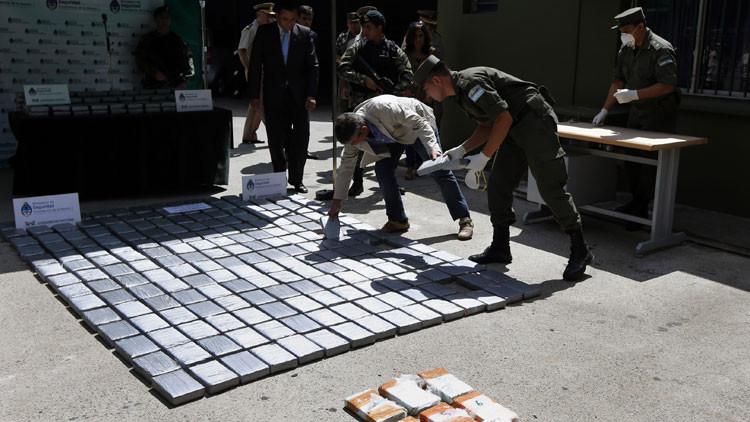 """Golpe al narcotráfico en Argentina: ponen entre rejas a """"la banda de las chicas"""" (Fotos)"""