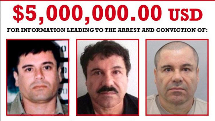 Por tierra y aire: así tratan de capturar a 'El Chapo' las FF.AA. de México (Fotos)