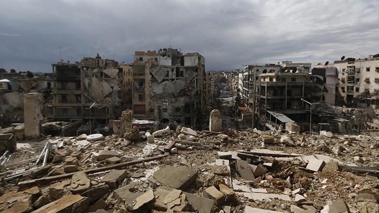Muere un líder de Al Qaeda en un ataque aéreo en Siria