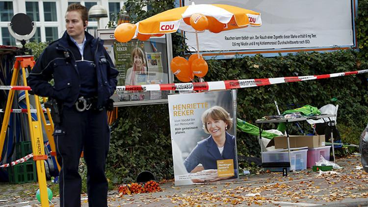 Alemania: Apuñalana una política por apoyar la llegada de refugiados