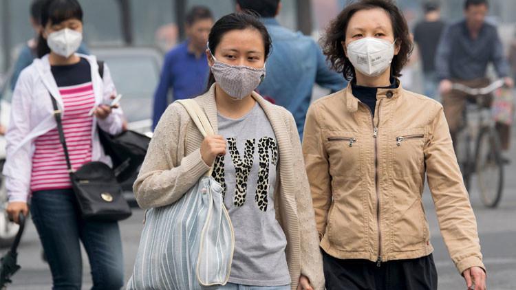 Advertencia científica: Contaminantes del aire entran directamente en el cuerpo por la piel