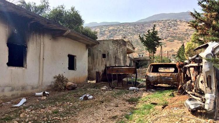 Ciudades fantasma liberadas por el Ejército sirio, a través del lente de RT