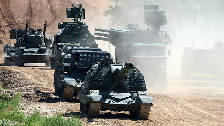 """Occidente subestimó el poder militar de Rusia"""