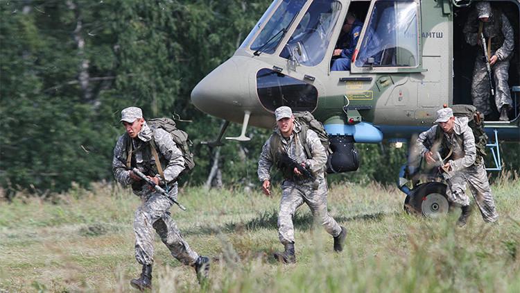 La rápida movilidad de las tropas rusas preocupa a Estados Unidos