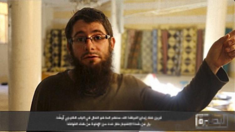 El hijo de un director de Hollywood combate en las filas del Frente Al Nusra en Siria