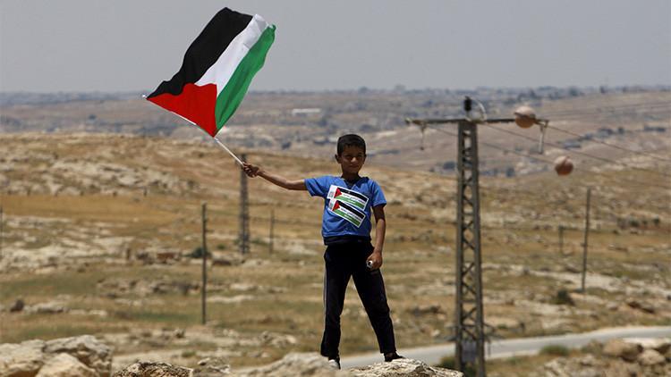 """La NBC desata la polémica por usar mapas históricos que muestran cómo Israel """"ha devorado"""" Palestina"""