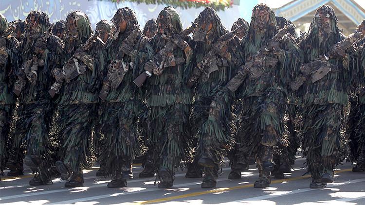 El Ejército de Irán lanza maniobras militares a gran escala en el oeste del país