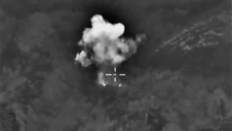"""Rusia: """"El Estado Islámico abandona en masa sus posiciones en la periferia de Damasco"""""""