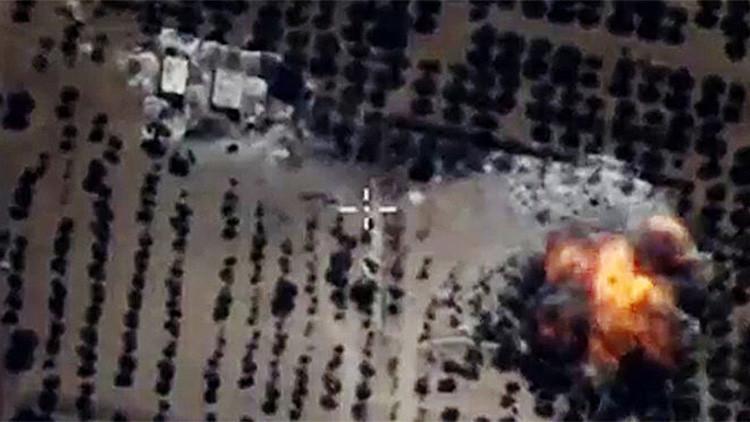 """""""Rusia se ha puesto a la par con EE.UU. y mostró en Siria de lo que es capaz su armamento"""""""