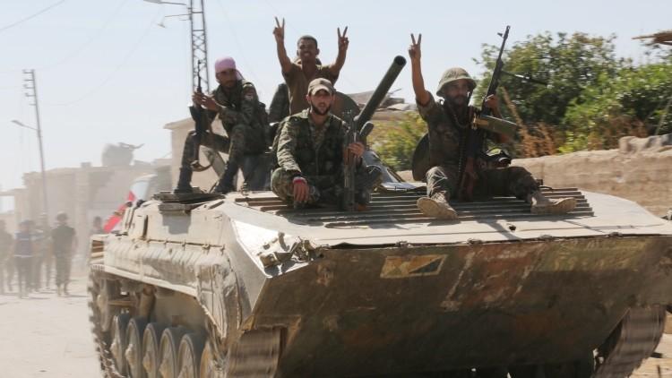 """""""El Ejército de Assad puede salir de la guerra como el más fuerte de Oriente Medio"""""""