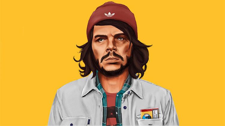 Fotos: ¿Y si el Che, Obama o Lenin se hicieran hípsteres?